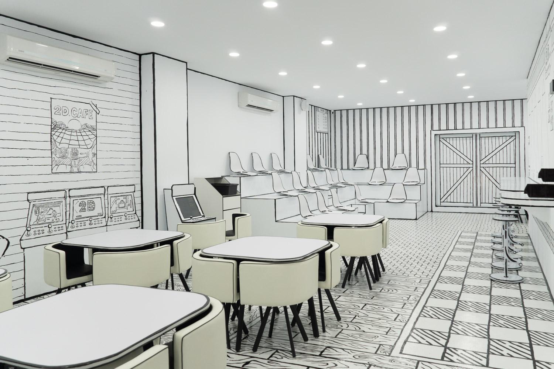 高雄 2D咖啡館-06666