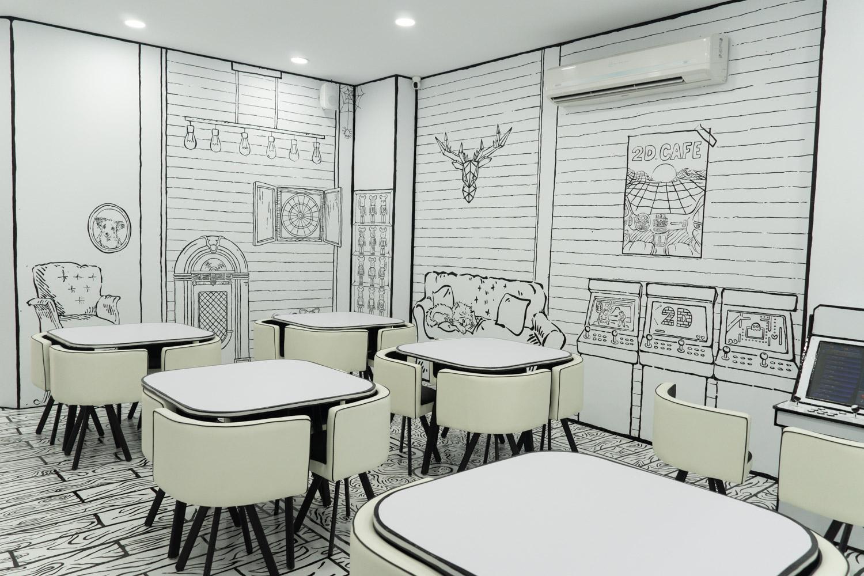 高雄 2D咖啡館-06668